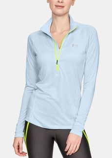 Under Armour Ua Tech Half-Zip Top