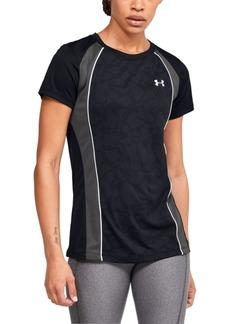 Under Armour Women's Ua Tech Jacquard T-Shirt