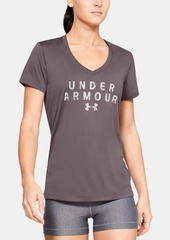 Under Armour Ua Tech Logo T-Shirt