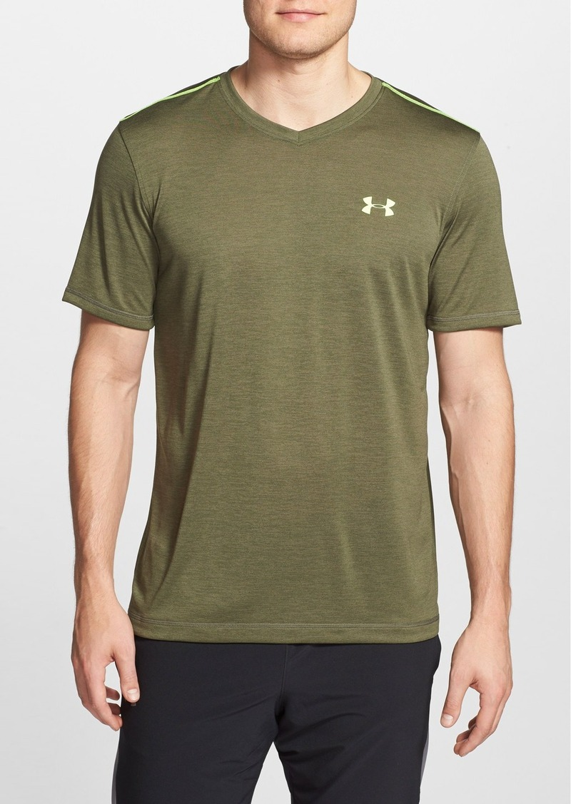 Under armour under armour 39 ua tech 39 loose fit short sleeve for Ua shirts on sale