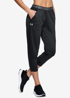 Under Armour Ua Tech Play Up Capri Sweatpants