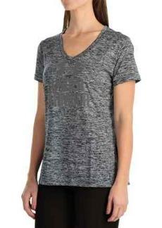 Under Armour UA Tech Twist Logo T-Shirt - Short Sleeve (For Women)