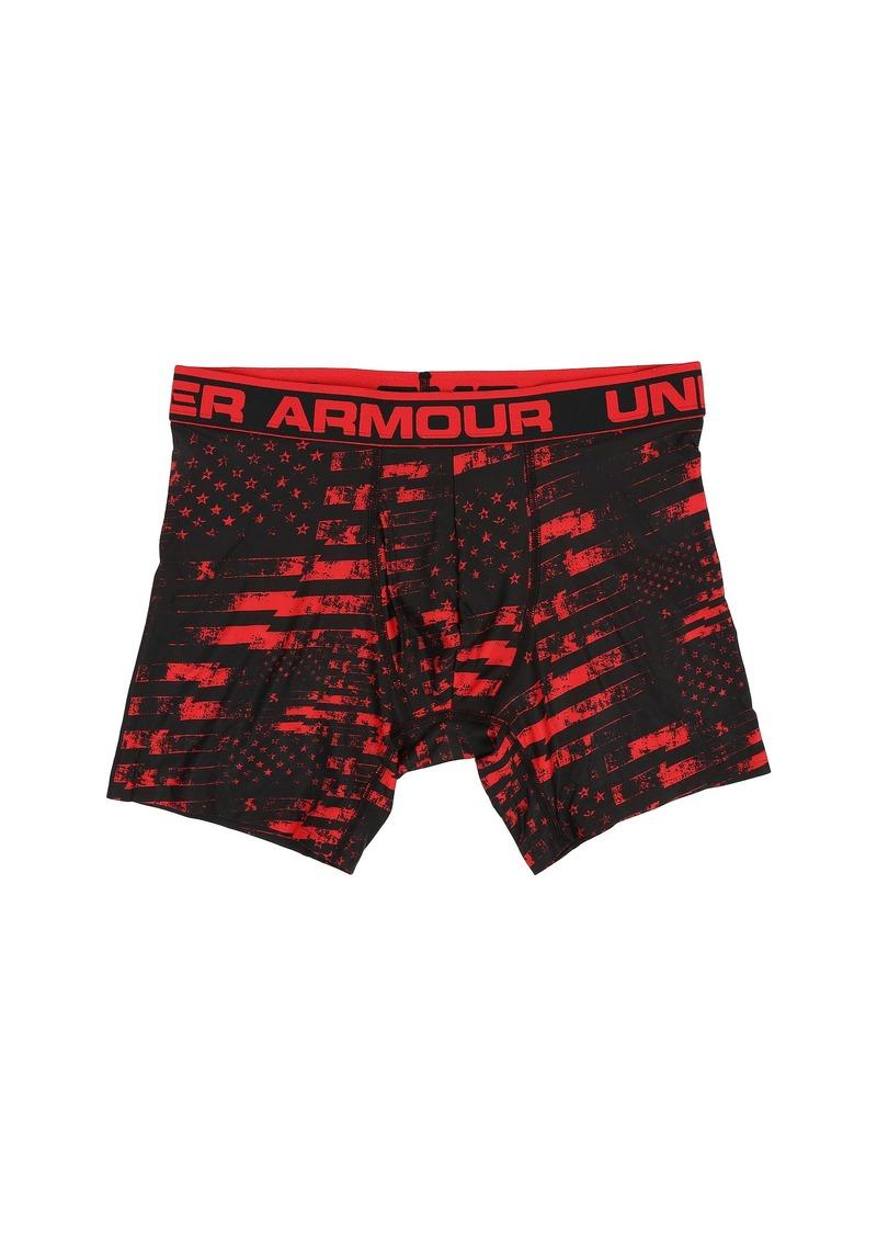 "Under Armour UA The Original Printed 6"" Boxerjock®"