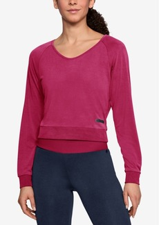 Under Armour Unstoppable Cropped Sweatshirt