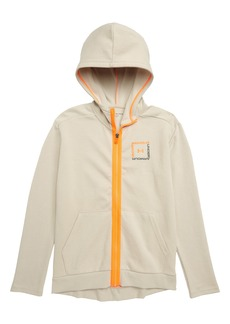 Under Armour Unstoppable Double Knit Zip Hoodie (Big Boys)