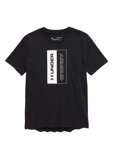 Under Armour Unstoppable Logo Graphic T-Shirt (Big Boys)