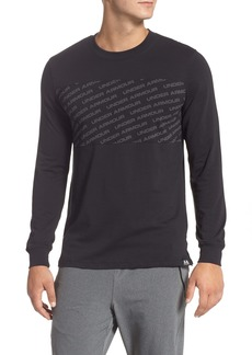 Under Armour Unstoppable Wordmark Charged Cotton® T-Shirt