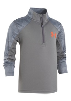 Under Armour Utility Camo Quarter-Zip Sweatshirt, Little Boys