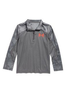 Under Armour Utility Quarter Zip Pullover (Toddler Boys & Little Boys)