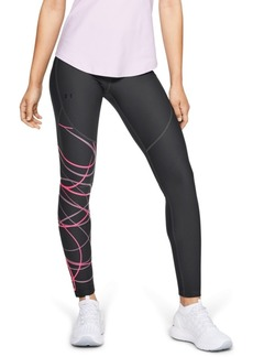 Under Armour Vanish Leggings Poised Graphic