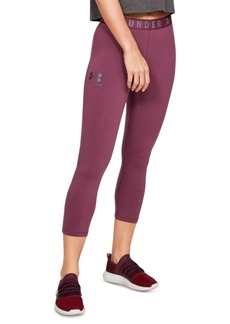 Under Armour Vanish Logo Leggings