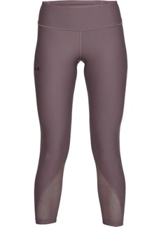 Under Armour Vanish Microthread Cropped Leggings