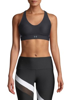 Under Armour Vanish Printed Cross-Back Sports Bra