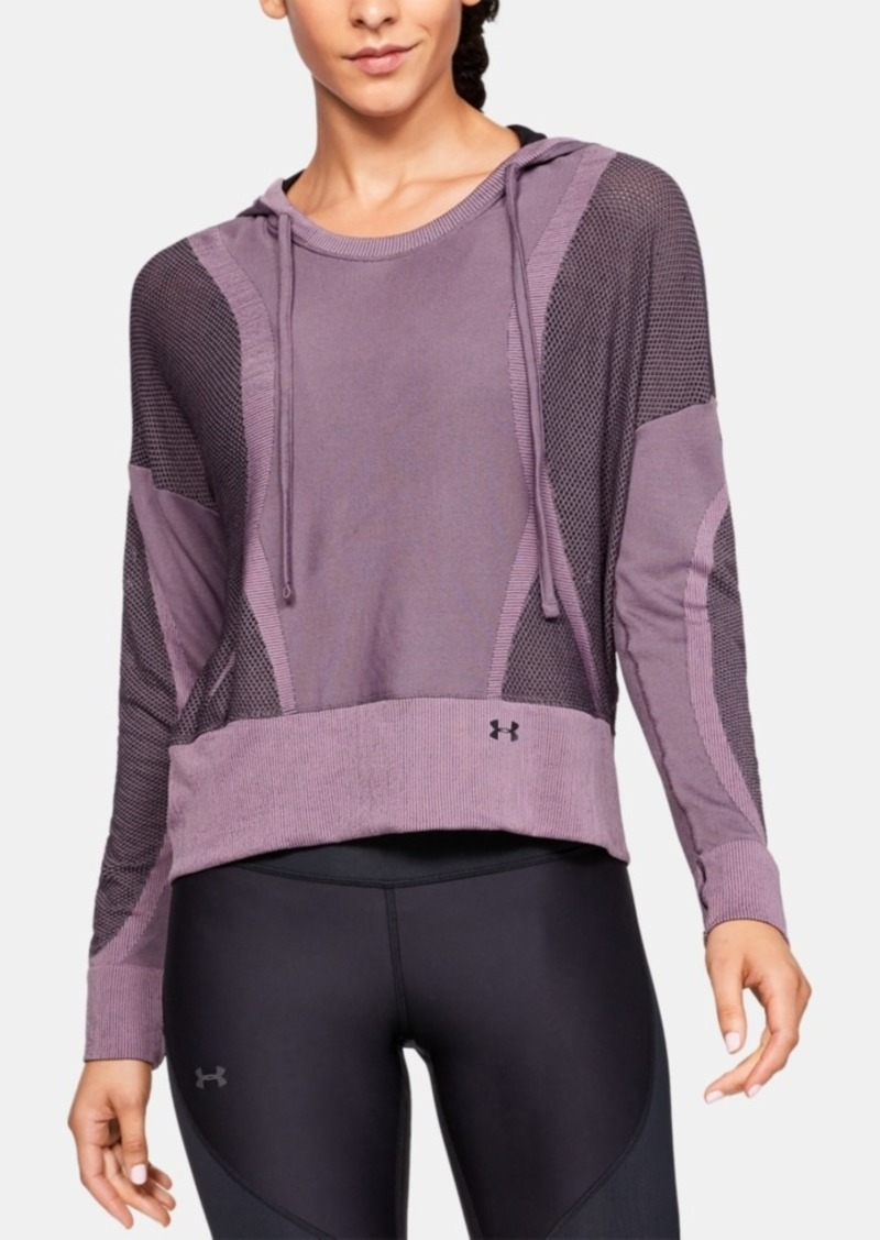 Under Armour Vanish Seamless Hoodie
