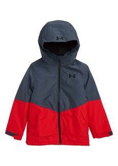 Under Armour Westward 3-in-1 Windproof & Waterproof Hooded Jacket (Big Boys)