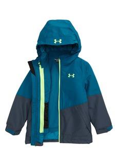 Under Armour Westward 3-in-1 Windproof & Waterproof Hooded Jacket (Little Boys)
