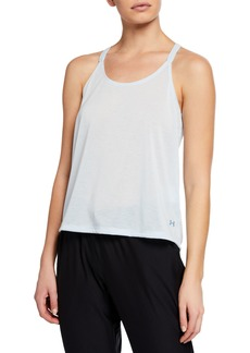 Under Armour Whisperlight Fold-Over Active Tank