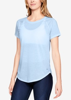 Under Armour Whisperlight Strappy-Back T-Shirt