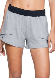 Under Armour Wide-Band Logo Shorts