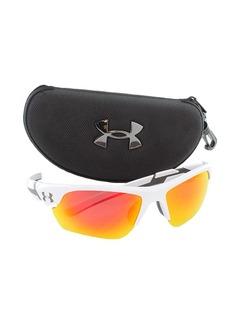 Under Armour Windup Sunglasses () + Hard Case