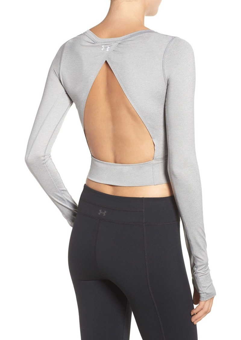 Under Armour 'Wishbone' Open Back Top