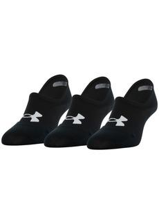 Under Armour Women's 6-Pk. Ua Breathe Lite Ultra-Low Socks
