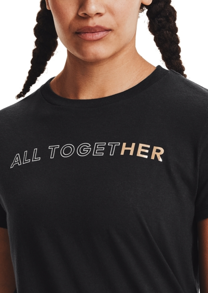 Under Armour Women's All Together T-Shirt