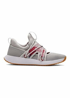 Under Armour Women's Breathe Sola + Sneaker 100/Gray Flux  M US