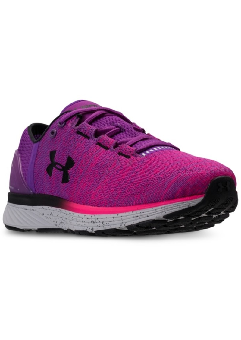 pretty nice 36090 92e1b Women's Charged Bandit 3 Running Sneakers from Finish Line