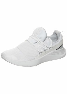 Under Armour womens Charged Breathe Lace Sneaker White (100 White  US