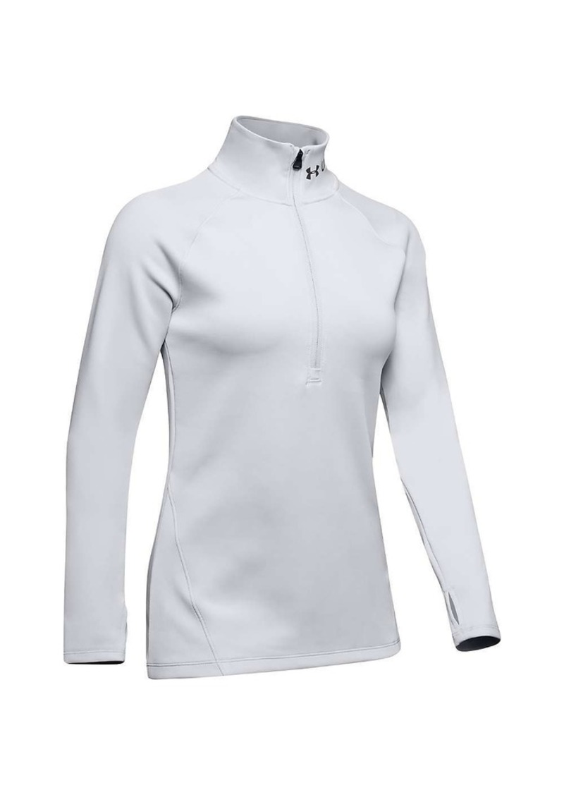 Under Armour Women's Coldgear Armour 1/2 Zip Top