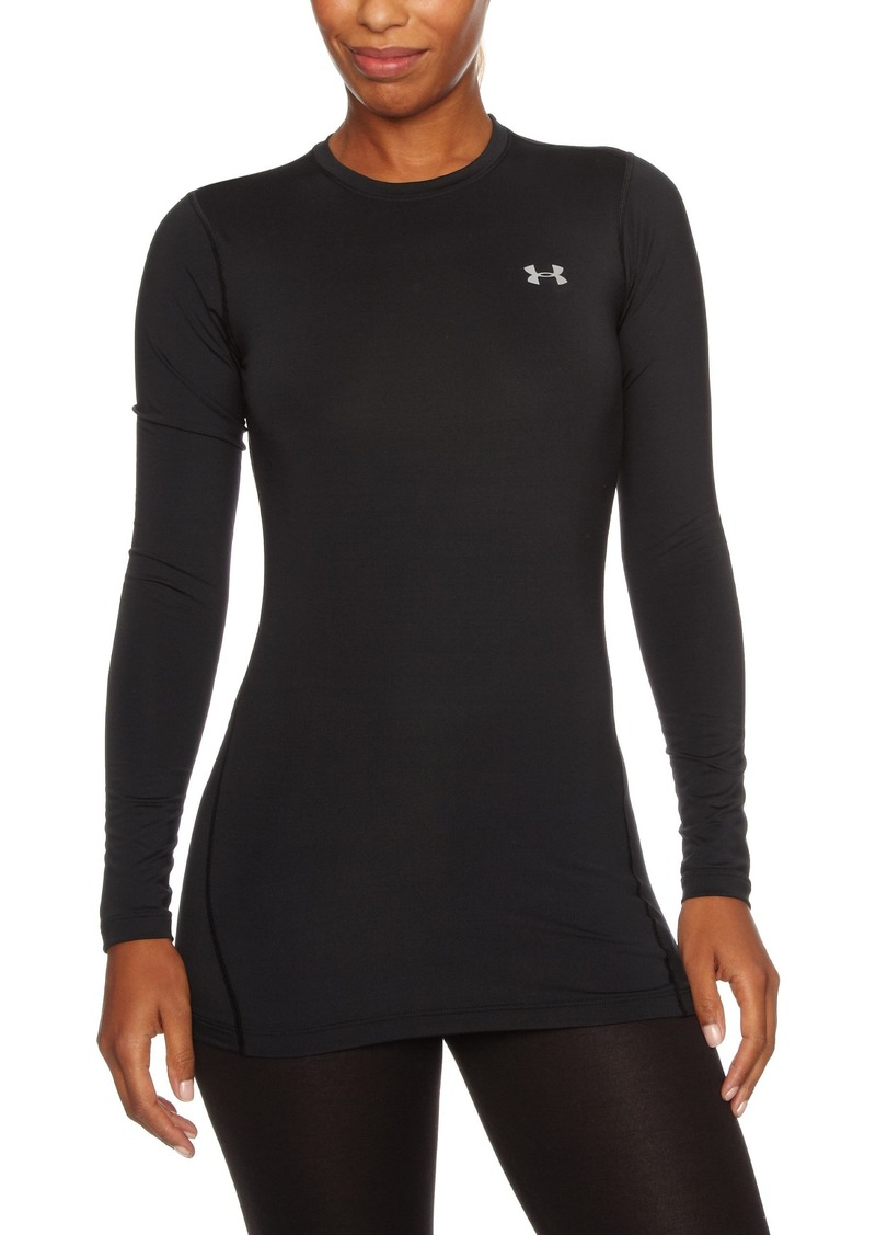 Under Armour Women's ColdGear Authentic Crew  Medium