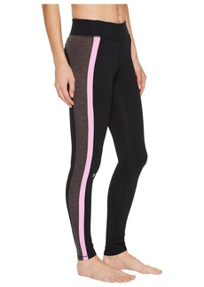 Under Armour Women's ColdGear Legging Black/Carbon Heather