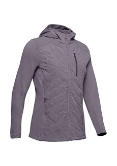 Under Armour Women's Coldgear Reactor Hybrid Lite Jacket