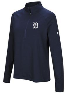 Under Armour Women's Detroit Tigers Passion Half-Zip Pullover