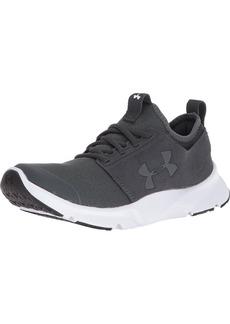 Under Armour Women's Drift Mineral Sneaker Black (001)/White