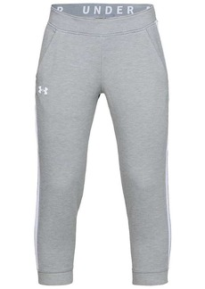Under Armour Women's Featherweight Fleece Crop