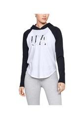 Under Armour Women's Fit Kit Baseball Long Sleeve TShirt