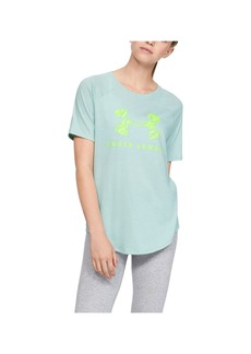 Under Armour Women's Fit Kit Baseball TShirt
