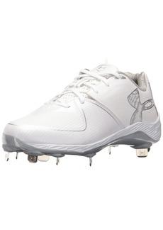 Under Armour Women's Glyde 2.0 ST Softball Shoe (100)/White