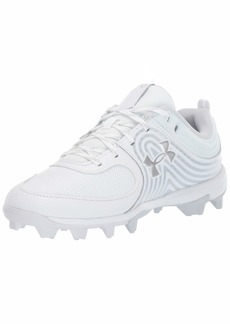 Under Armour Women's Glyde RM Softball Shoe (100)/White