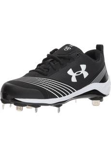 Under Armour Women's Glyde ST Softball Shoe (011)/Black 10.5