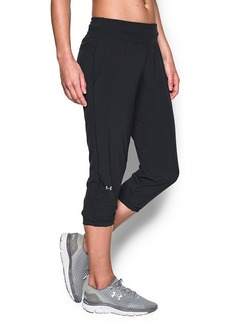 Under Armour® Women's Heatgear® Sunblock 50 Crop Capri Pants