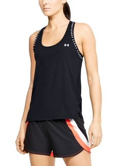 Under Armour Women's Knockout Racerback Tank Top