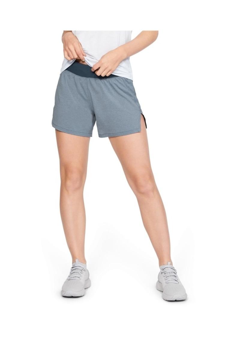 Under Armour Women's Launch Sw inGo Longin Shorts