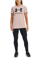 Under Armour Women's Live Sportstyle T-Shirt