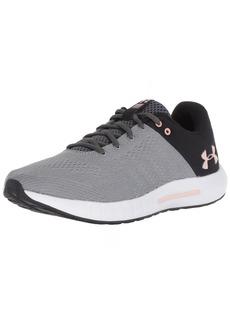 Under Armour Women's Micro G Pursuit D Running Shoe  11