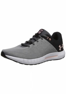 Under Armour Women's Micro G Pursuit Running Shoe   M