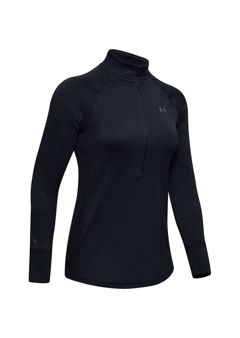 Under Armour Women's Packaged Base 4.0 1/2 Zip Top