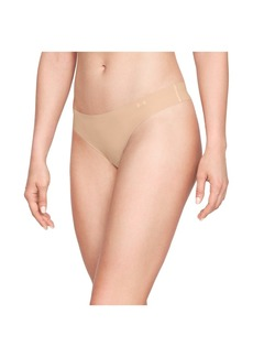 Under Armour Women's Pure Stretch Thong 3Pack